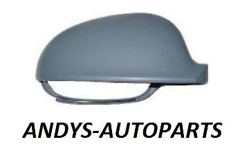 VW EOS 06-2010 WING MIRROR COVER L/H OR R/H PAINTED ANY VW COLOUR