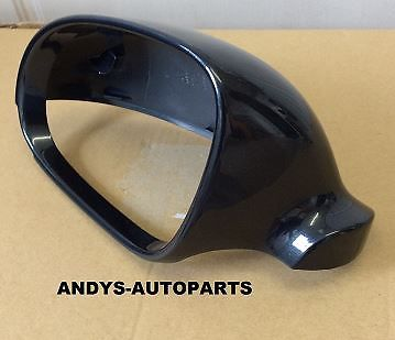 VW JETTA 2006 -2010 WING MIRROR COVER L/H OR R/H IN GRAPHITE BLUE